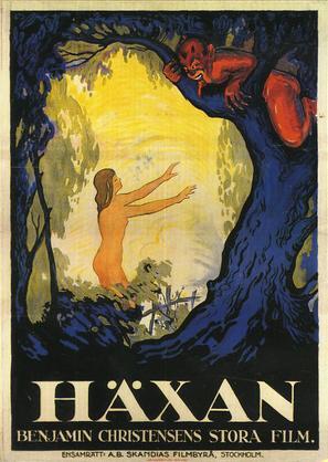 Haxan Poster