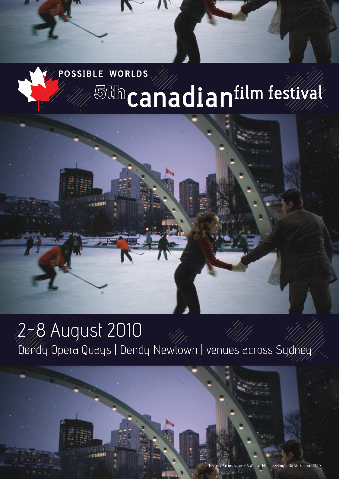 Possible Worlds 2010 poster