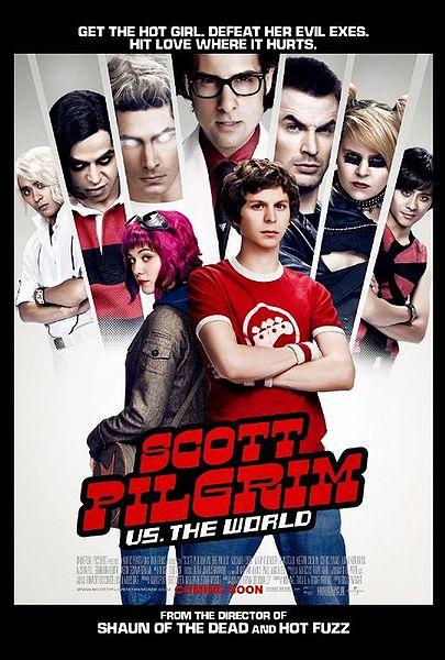 Scott Pilgrim poster