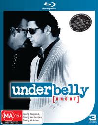 Underbelly Blu-ray