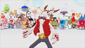 Summer Wars still