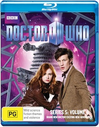 Doctor Who Series 5 V4