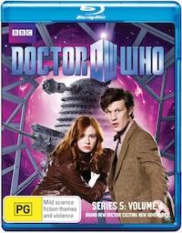 Doctor Who Series 5 V4