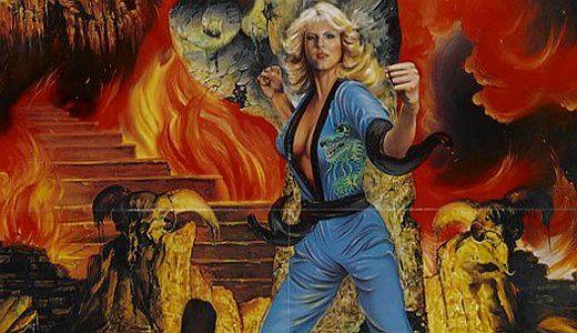 Firecracker in Machete Maidens Unleashed