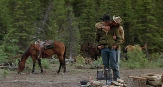 Brokeback Mountain (2005) still