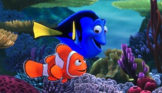 Finding Nemo still