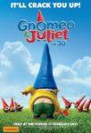 Gnomeo & Juliet - Australian Poster