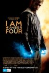 I Am Number Four Australian poster