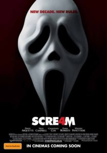 Scream 4 One-sheet