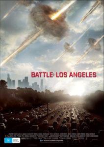Battle: Los Angeles poster (Australia