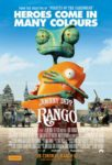 Rango poster Australia