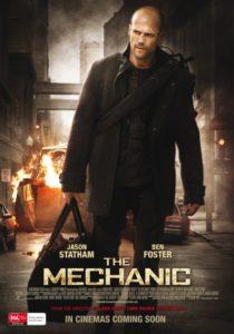 The Mechanic poster (Australia)