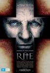The Rite poster Australia