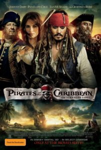 Pirates 4 - Pay Off poster - Australia
