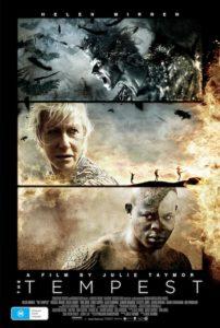 The Tempest poster - Australia