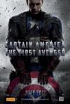 Captain American: The First Avenger Poster Australia