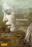 Incendies poster - Australia