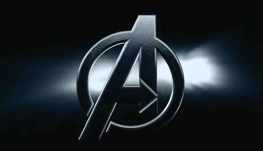 The Avengers Movie Logo