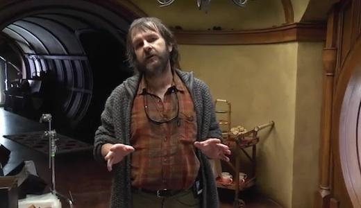 The Hobbit - Peter Jackson Production Diaries