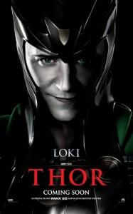 Thor poster (Loki)
