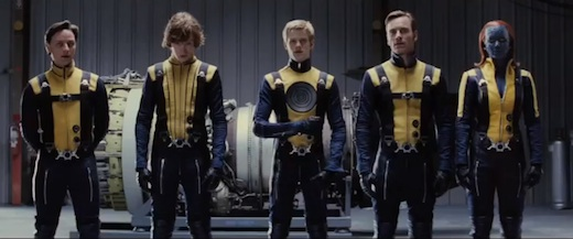 X-Men: First Class