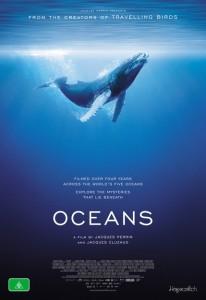 Oceans poster - Australia