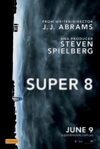 Super 8 Teaser Poster Australia