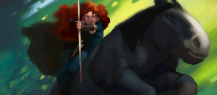 disney pixar brave. First Look: Disney/Pixar#39;s
