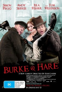 Burke and Hare - Australian One sheet