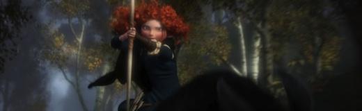 Merida - Brave. Disney/Pixar