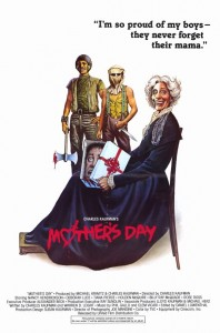 Mother's Day (1980) poster