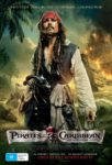 Pirates of the Caribbean: On Stranger Tides - Australian poster