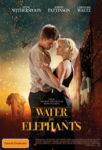 Water for Elephants - Australian poster
