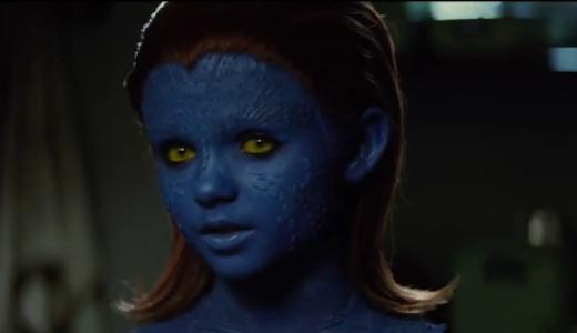 X-Men:First Class - Mystique