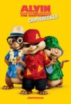 Alvin and the Chipmunks 3: Chipwrecked poster
