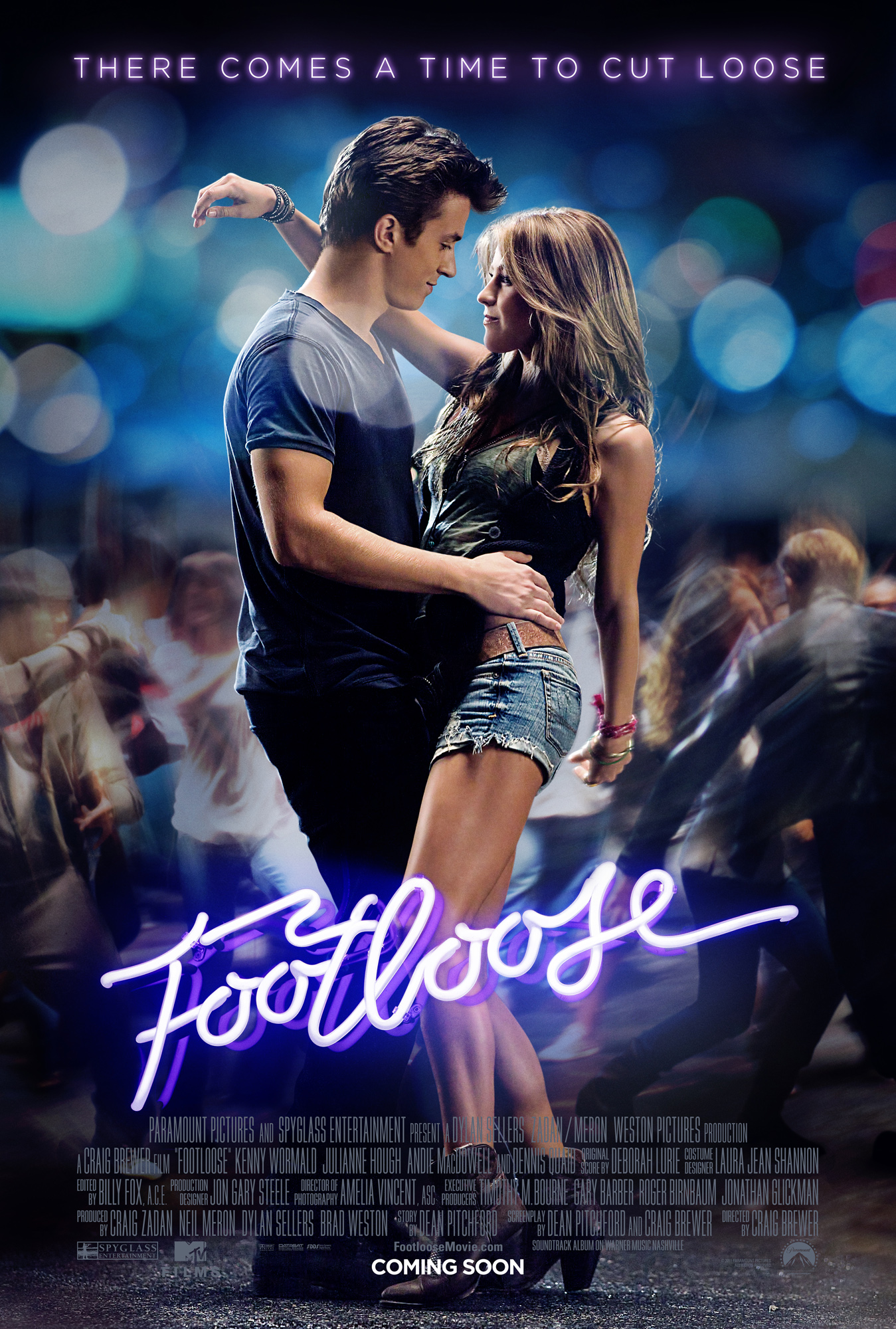 Footloose - International poster