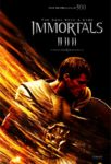 Immortals 3D poster