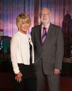 Margaret Pomeranz and David Stratton