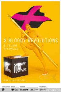 Sydney Film Festival 2011 Campaign Poster 1