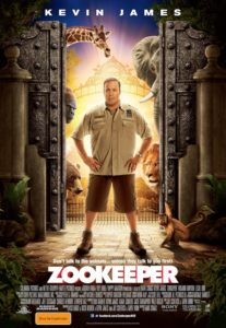 Zookeeper poster Australia