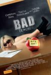 Bad Teacher poster Australia