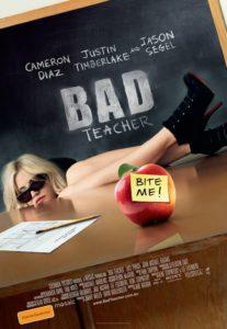 Bad Teacher poster Australia