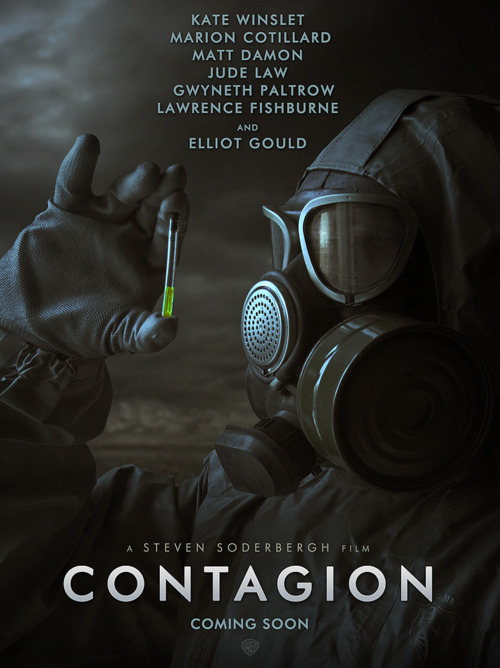 Contagion (2011) poster – The Reel Bits