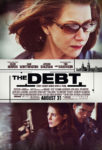 US poster for 'The Debt'
