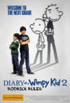 Diary of a Wimpy Kid 2 - Australian poster