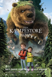 The Great Bear (Den kæmpestore bjørn) poster