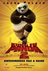 Kung Fu Panda 2 poster (Australia)
