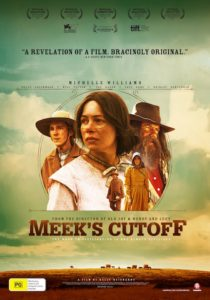 Meek's Cutoff poster (Australia)