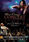 Mrs. Carey's Concert Poster