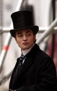 Robert Pattinson in 'Bel Ami'